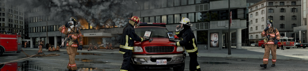 Fire Interoperability Scene